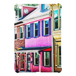 Jim Thorpe Pa - Colorful Street Cover For The iPad Mini
