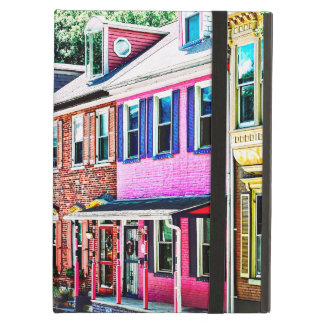 Jim Thorpe Pa - Colorful Street iPad Air Cases