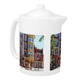 Jim Thorpe Pa - Shops Along Broadway