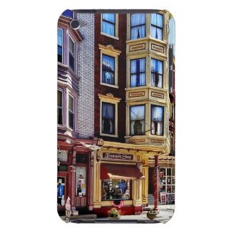 Jim Thorpe Pa - Shops Along Broadway Barely There iPod Case