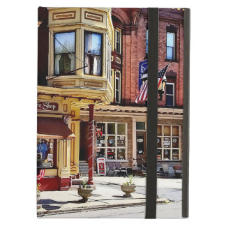 Jim Thorpe Pa - Shops Along Broadway Case For iPad Air