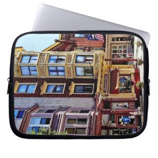 Jim Thorpe Pa - Shops Along Broadway Laptop Sleeve