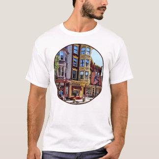Jim Thorpe Pa - Shops Along Broadway T-Shirt