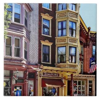 Jim Thorpe Pa - Shops Along Broadway Tile