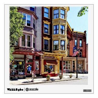 Jim Thorpe Pa - Shops Along Broadway Wall Sticker