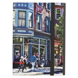 Jim Thorpe Pa - Window Shopping Case For iPad Air