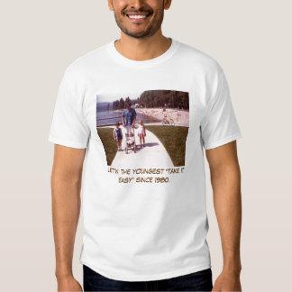 Jimbo's 60th shirts