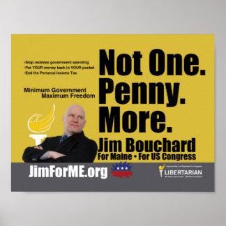 JimForME Campaign Poster