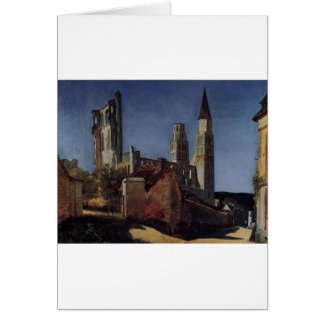 Jimieges by Camille Corot Card