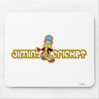 Jiminy Cricket Disney Mouse Pad