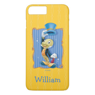 Jiminy Cricket Lifting His Hat | Your Name iPhone 8 Plus/7 Plus Case