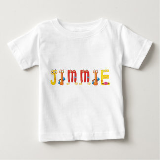 Jimmie Baby T-Shirt