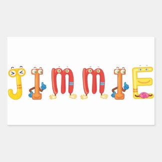 Jimmie Sticker