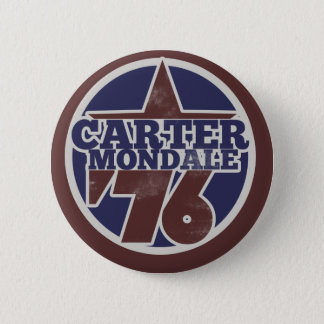 Jimmy Carter 2 Inch Round Button