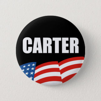 JIMMY CARTER Election Gear 2 Inch Round Button