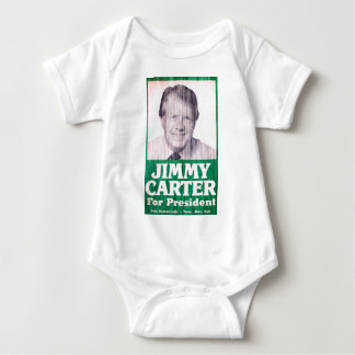 Jimmy Carter Vintage Baby Bodysuit