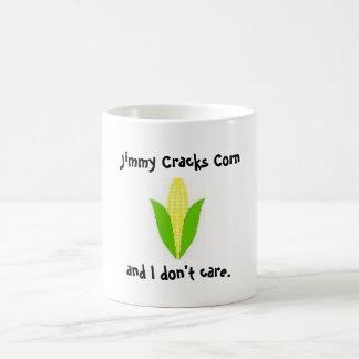 Jimmy Cracks Corn Magic Mug
