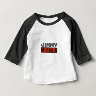 Jimmy Digital Baby T-Shirt