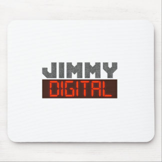 Jimmy Digital Mouse Pad