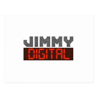 Jimmy Digital Postcard