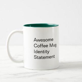 Jimmy Ether Identity Statement Mug