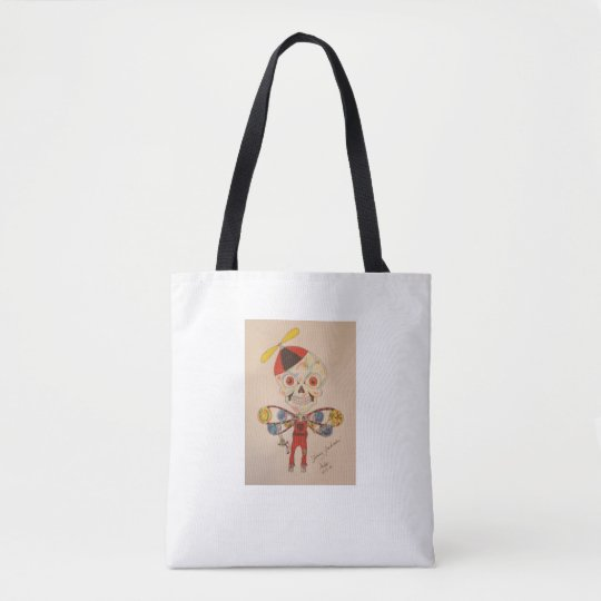 Jimmy Jawbreaker Tote Bag