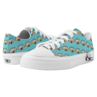 Jimmy Low Tops (turquoise)