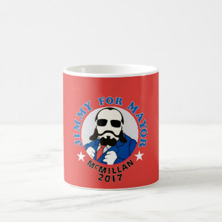 Jimmy McMillan for NYC mayor Coffee Mug