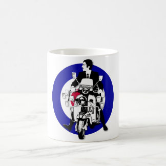 Jimmy The Mod Coffee Mug