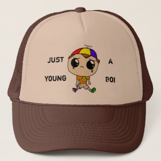 Jimmy The Young Boi Hat