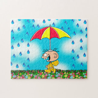 "Jimmy - ""Walking in the Rain"" Puzzle"