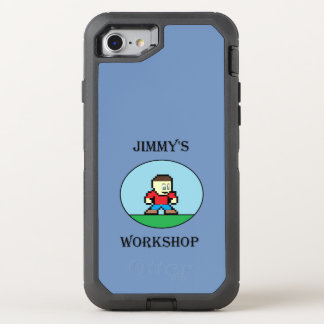 Jimmy's Workshop case