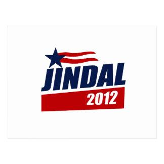 JINDAL 2012 CAMPAIGN BANNER POSTCARDS