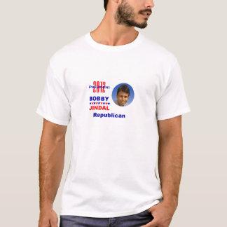 JINDAL 2012 Preident Republican T-Shirt
