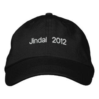 Jindal 2016 embroidered hat