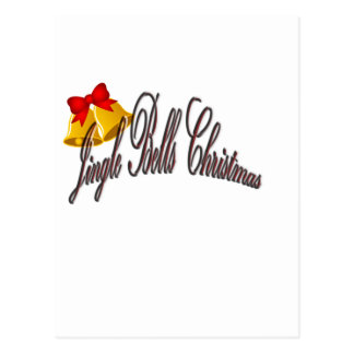 Jingel Bells Christmas Post Cards