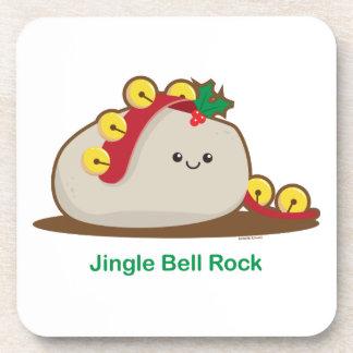 Jingle Bell Rock Coasters