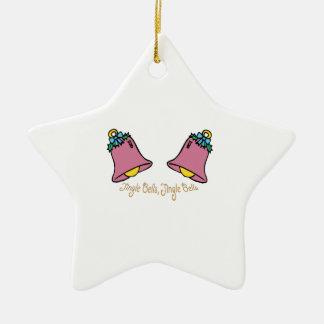 Jingle Bells Christmas Tree Ornaments