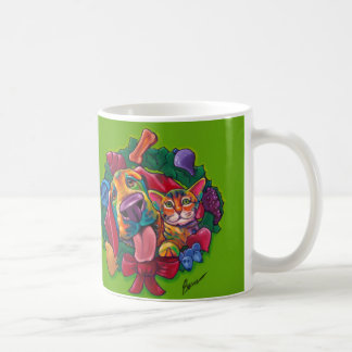 Jingle & Bells Mug by Ron Burns