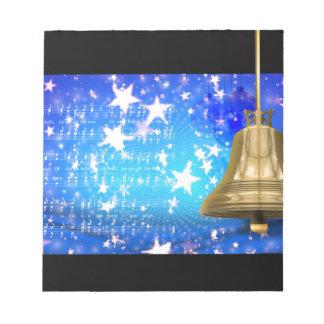 Jingle Bells Notepad