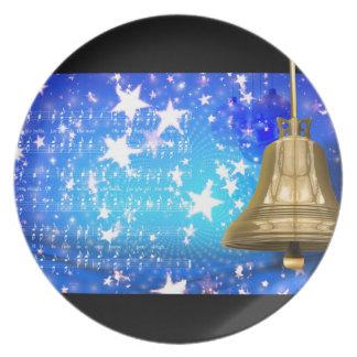 Jingle Bells Plate