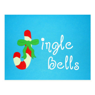 Jingle Bells! Postcard