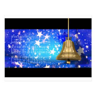 Jingle Bells Postcard