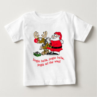 Jingle Bells T-shirts, Cards, Gifts T-shirts