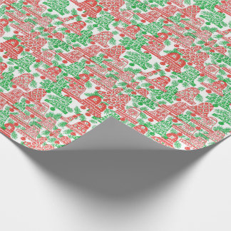 Jingle Bells Wrapping Paper