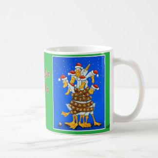 Jingle Bills Coffee Mug