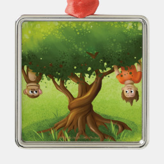 Jingle Jingle Little Gnome Best Friends Ornament