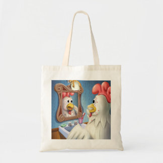Jingle Jingle Little Gnome Chickenpox Tote