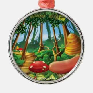 Jingle Jingle Little Gnome Forest Ornament