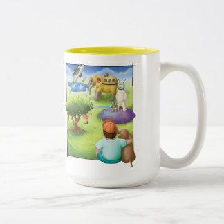 Jingle Jingle Little Gnome Jumbo Best Friends Mug